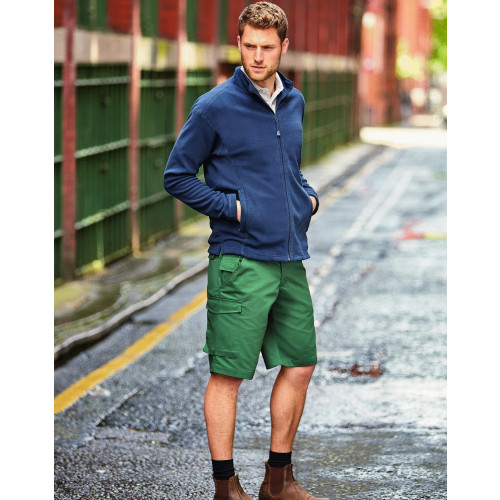 Russell Workwear Poly/Cotton Shorts