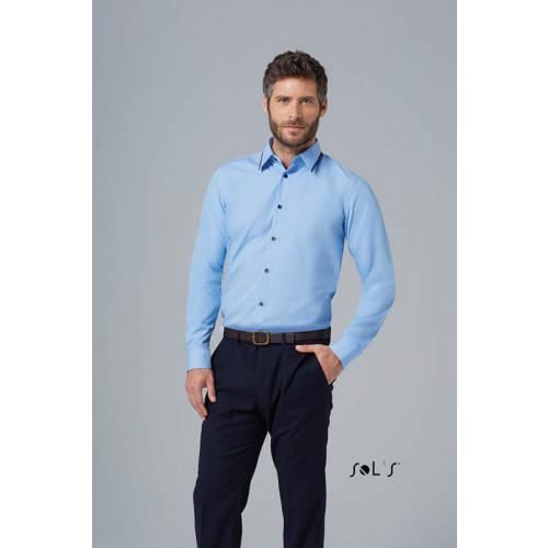 SOL'S BAXTER Men Long Sleeve Shirt