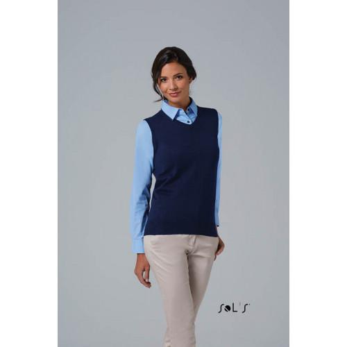 SOL'S GENTLEMEN Unisex Sleeveless Sweater