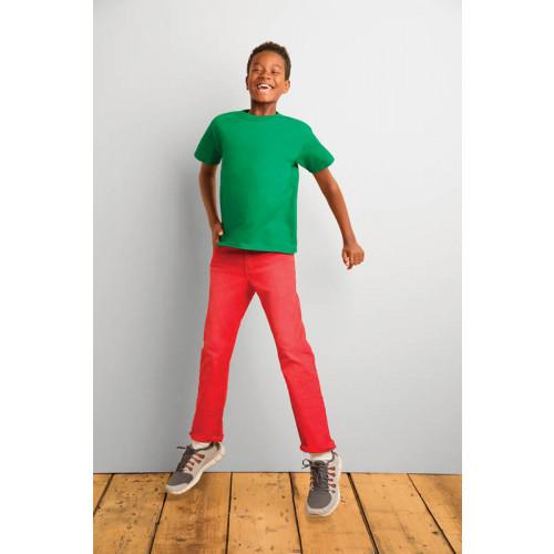 Gildan 5000B Heavy Cotton Classic Fit Youth T-Shirt