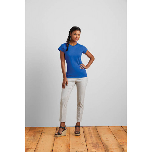 64000L Ringspun Ladies Tee