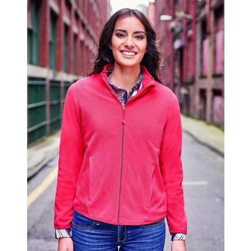 Russell Ladies Micro Fleece Jacket