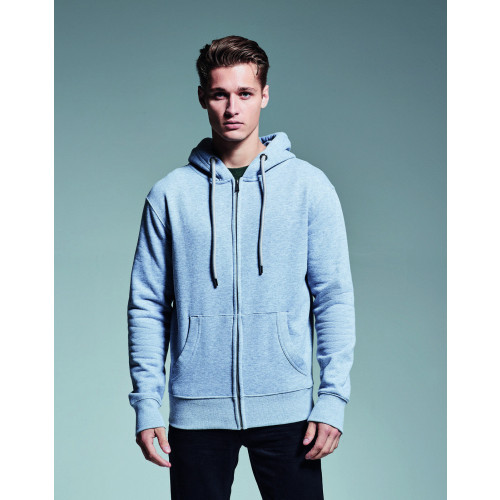 ANTHEM MENS ANTHEM FULL ZIP HOODIE