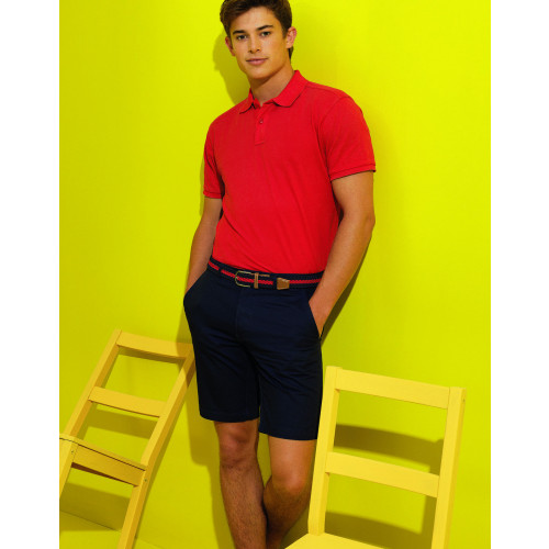 MENS CLASSIC FIT COTTON POLO