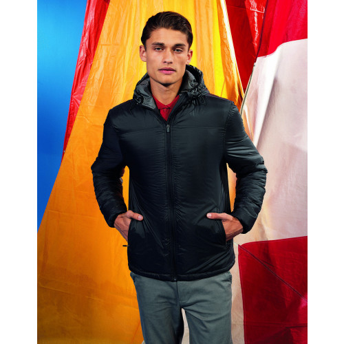 Asquth&Fox MENS PADDED WIND JACKET