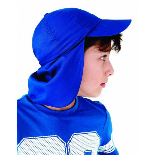 Kids Legionnaire Style Cap