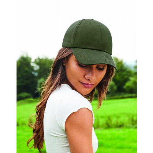 ORGANIC COTTON 6 PANEL CAP