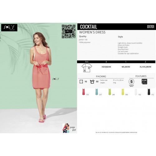 SOL'S COCKTAIL Women's Dress