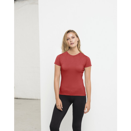 AMBARO RECYCLED LADIES SPORTS TEE