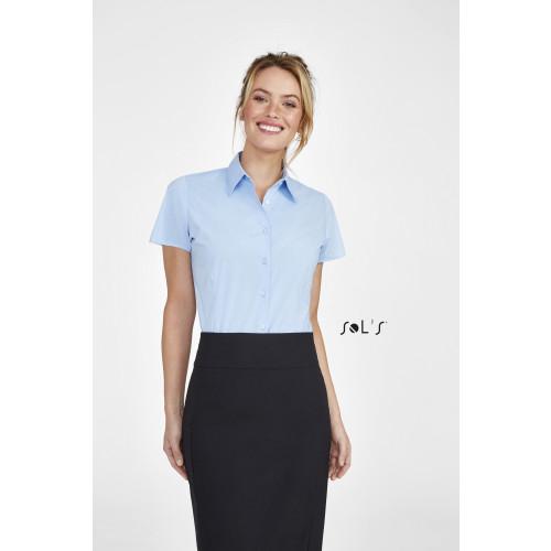 SOL'S EXCESS Short Sleeve Stretch Women's Shirt