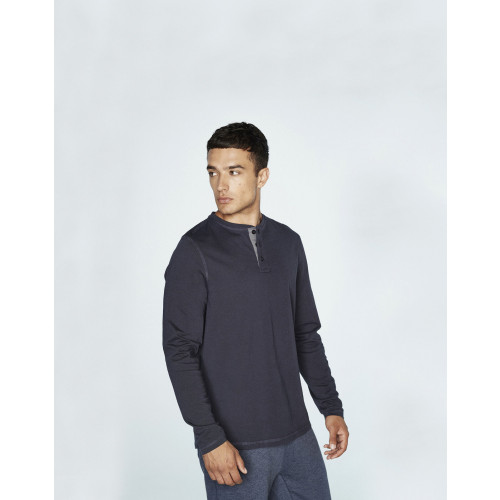 WASHED LONG SLEEVE T-SHIRT