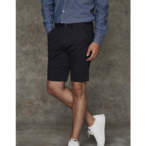 Front Row MENS STRETCH CHINO SHORTS