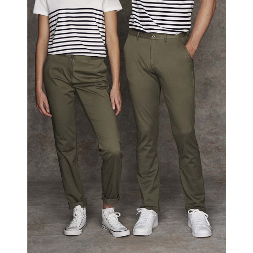 MENS STRETCH CHINOS