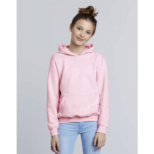 18500B Heavy Blend™ Classic Fit Youth Hooded Sweatshirt