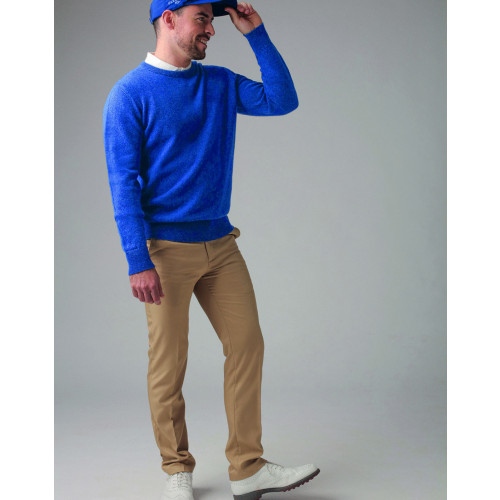 G.MORAR LAMBSWOOL CREW SWEATER