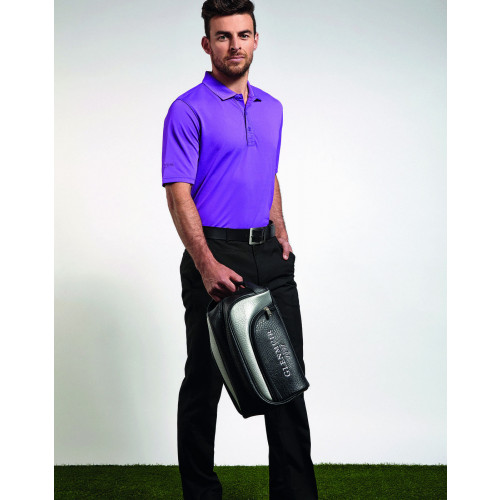 PERFORMANCE PIQUE PLAIN POLO