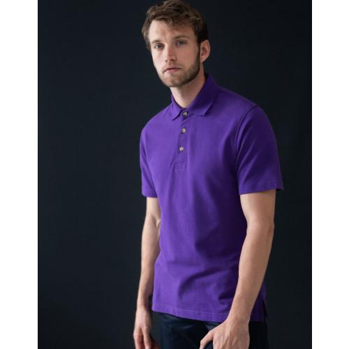 Classic Heavy Cotton Piqué Polo Shirt