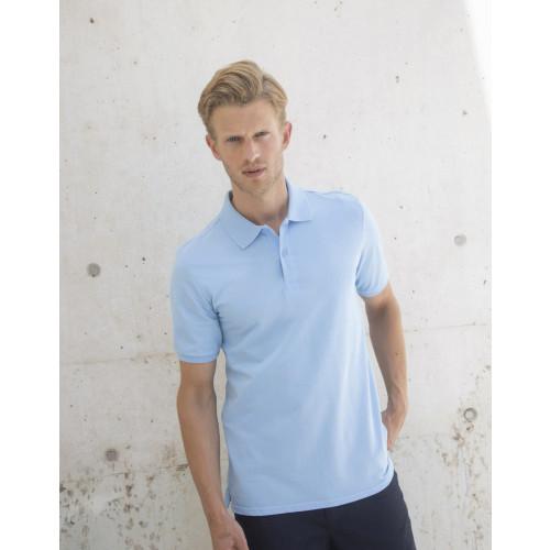 Modern Fit Cotton Piqué Polo Shirt