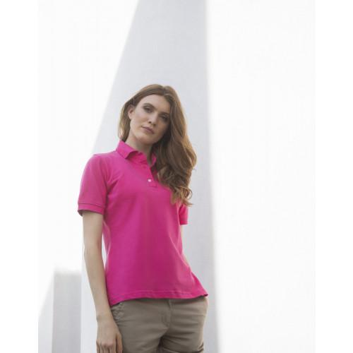 Ladies Classic Cotton Piqué Polo Shirt