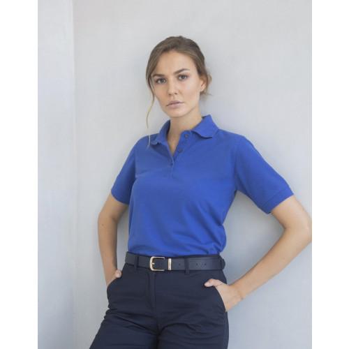 Ladies Poly/Cotton Piqué Polo Shirt