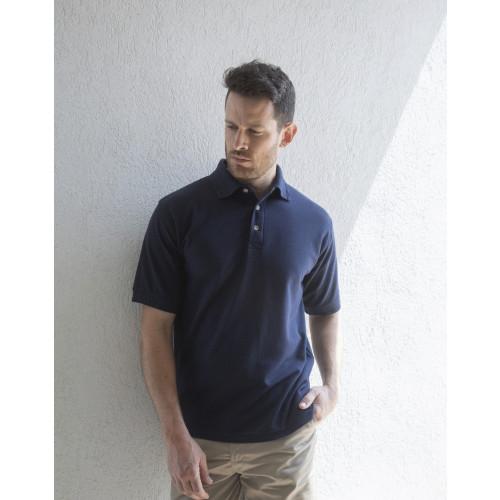 Ultimate Poly/Cotton Piqué Polo Shirt
