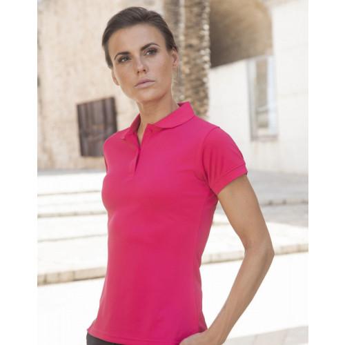 Ladies Coolplus® Wicking Piqué Polo Shirt