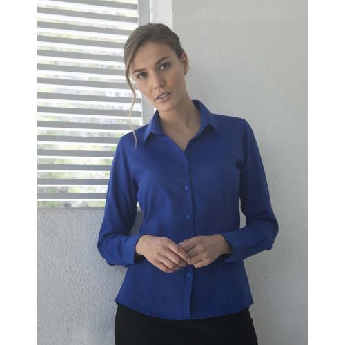 Ladies Long Sleeve Wicking Shirt
