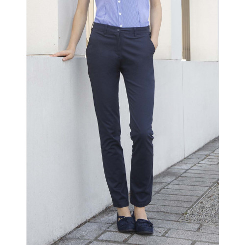 Henbury LADIES STRETCH CHINO