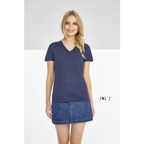 SOL'S IMPERIAL V Women V-Neck T-Shirt