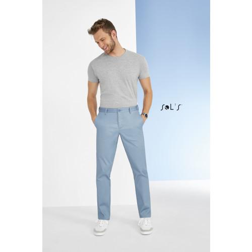 SOL'S JARED Men's Satin Stretch Trousers