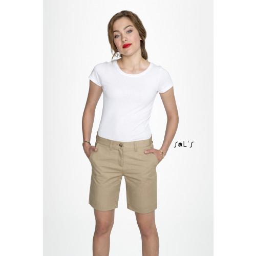 SOL'S JASPER Women's Chino Shorts