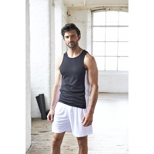 AWDIS Mesh Lined Shorts
