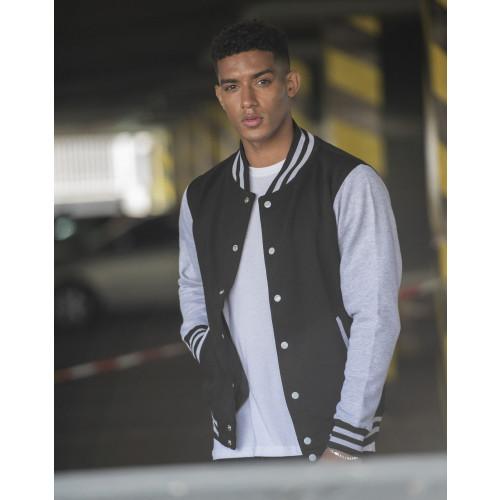 AWDis Varsity Jacket