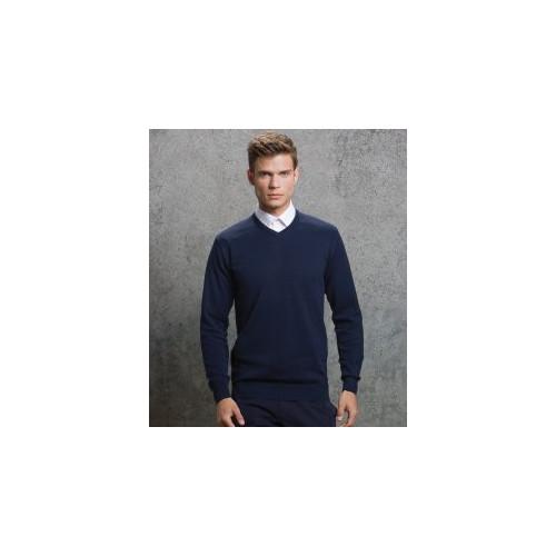 Arundel Cotton Acrylic V Neck Sweater