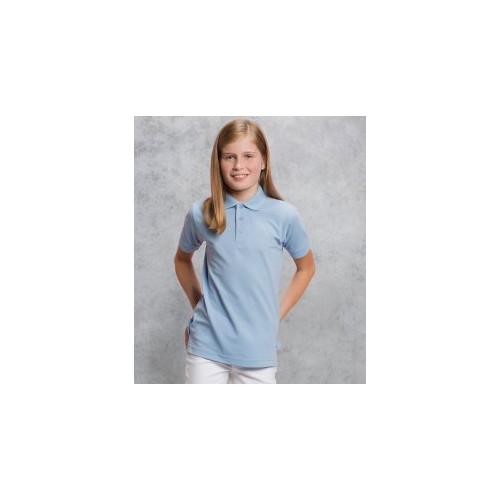 Kids Klassic Poly/Cotton Piqué Polo Shirt