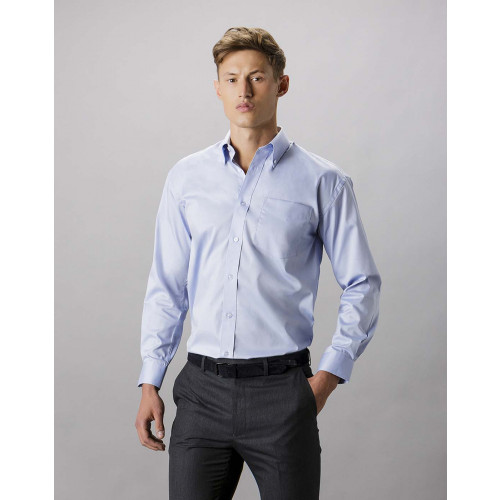 Long Sleeve Corporate Oxford Shirt