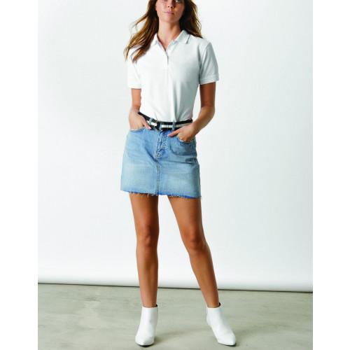 Kustom Kit Ladies Klassic Slim Fit Piqué Polo Shirt