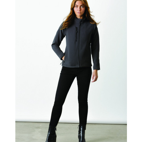 Ladies Corporate Soft Shell Jacket