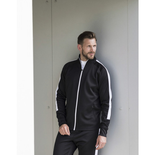 ADULTS KNITTED TRACKSUIT TOP