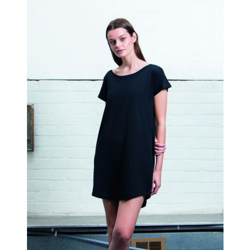 WOMENS LOOSE FIT T DRESS