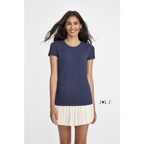 SOL'S MILLENIUM Women's Round-Neck T-Shirt