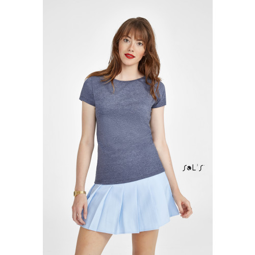 SOL'S MIXED Women's Round Neck T-shirt