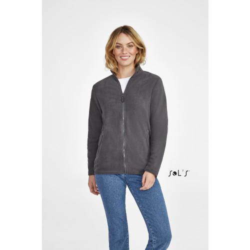 SOL'S NORMAN Women's Plain Fleece Jacket