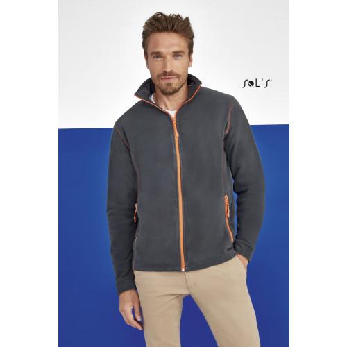 SOL'S NOVA Men's Micro Fleece Zipped Jacket