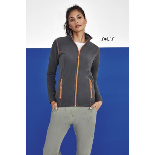 SOL'S NOVA Women's Micro Fleece Zipped Jacket