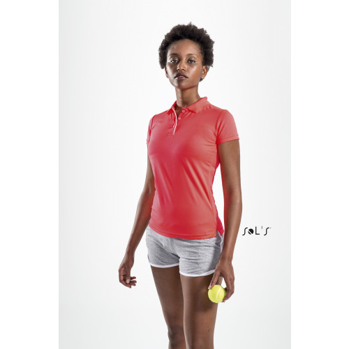 SOL'S PERFORMER Women's Sports Polo Shirt