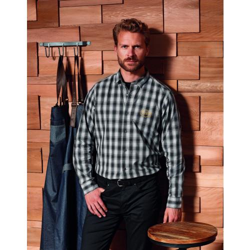 Mulligan Check Long Sleeve Shirt