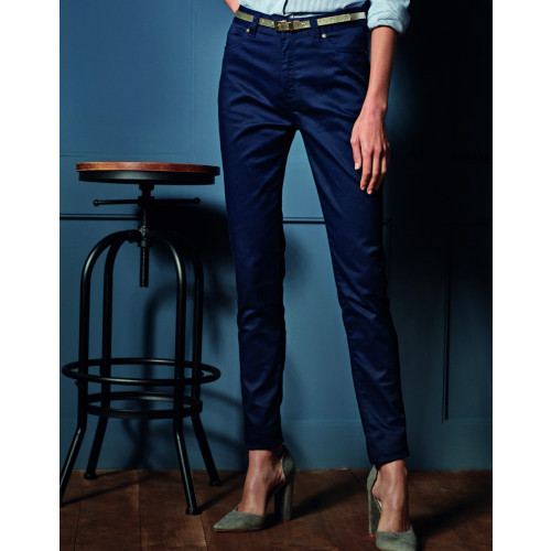 Premier Ladies Performance Chino Jeans