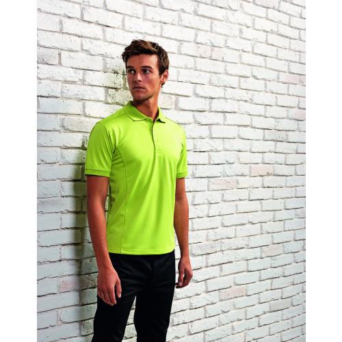 Premier Coolchecker Piqué Polo Shirt