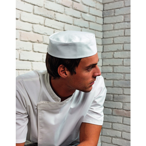 Turn-Up Chef's Hat